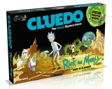 Rick and Morty Board Game Clue Back in Blackout EN - spoločenská hra