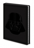 Zápisník - Star Wars Premium Notebook A6 Darth Vader