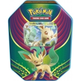 Pokémon TCG: Evolution Celebration Tin - Leafeon