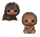 Funko POP: Fantastic Beasts 2 - Baby Nifflers 2-Pack