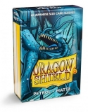 Obal Dragon Shield 60ks MATTE small - petrol
