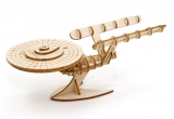 Model - Star Trek TOS IncrediBuilds 3D Wood Model Kit U.S.S.