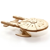 Model - Star Trek TNG IncrediBuilds 3D Wood Model Kit U.S.S. Enterprise