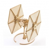 Model - Star Wars IncrediBuilds 3D Wood Model Kit TIE Fighter