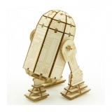 Model - Star Wars IncrediBuilds 3D Wood Model Kit R2-D2