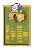 Rohožka - Simpsons Doormat Hi Diddly Ho Neighbour 40 x 60 cm