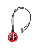 Prívesok Deadpool Necklace with Pendant Face
