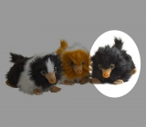 Fantastic Beasts 2 Plush Figures Baby Niffler - Black 15 cm