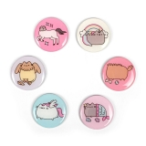 Magnetky - Pusheen Fridge Magnets 6-Pack