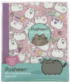 Omaĺovánka Pusheen Colouring Book Set