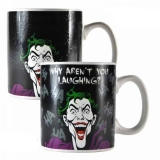 Šálka Batman Heat Change Mug Joker