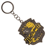 Kľúčenka - Harry Potter Metal Keychain Hufflepuff House