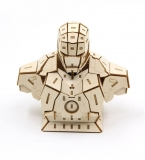 Model - Captain America Civil War IncrediBuilds 3D Wood Model Kit Iron Man
