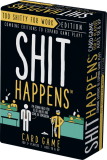 Shit Happens: Too Shitty for Work - kartová hra