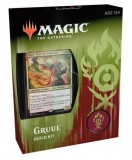 Magic the Gathering TCG: Ravnica Allegiance GUILD KIT - Gruul