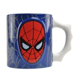 Šálka Marvel Comics Embossed Mug Spider-Man