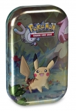 Pokémon TCG: Kanto Friends Mini Tin - Pikachu