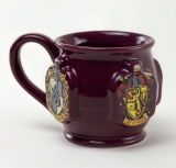 Šálka Harry Potter 3D Mug Crests