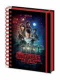 Zápisník - Stranger Things Wiro Notebook A5