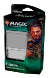 Magic the Gathering TCG: War of the Spark - Planeswalker Deck Gideon