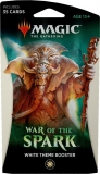 Magic the Gathering TCG: War of the Spark - Theme Booster WHITE