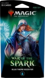 Magic the Gathering TCG: War of the Spark - Theme Booster BLUE