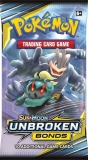 Pokémon TCG: Sun & Moon Unbroken Bonds - BOOSTER PACK
