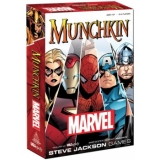 Munchkin MARVEL Edition EN - Core Game