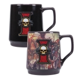 Šálka Warhammer 40k Heat Change Mug Inquisition