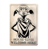 Harry Potter 3D Tin Sign Dobby 20 x 30 cm