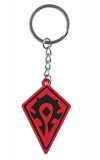 Kľúčenka - World of Warcraft Rubber Keychain Horde 4 cm