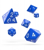 Kocka Set (7) - Oakie Doakie Dice RPG Set Solid - Blue