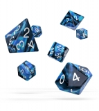 Kocka Set (7) - Oakie Doakie Dice RPG Set Gemidice - Twilight Stone