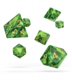 Kocka Set (7) - Oakie Doakie Dice RPG Set Gemidice - Jungle