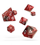 Kocka Set (7) - Oakie Doakie Dice RPG Set Gemidice - Vampire