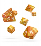 Kocka Set (7) - Oakie Doakie Dice RPG Set Gemidice - Sunstone