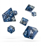 Kocka Set (7) - Oakie Doakie Dice RPG Set Gemidice - Liquid Steel