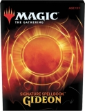 Magic The Gathering TCG: Signature Spellbook - Gideon