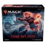 Magic The Gathering TCG: Core Set 2020 BUNDLE
