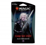Magic the Gathering TCG: Core Set 2020 THEME BOOSTER Black