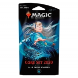 Magic the Gathering TCG: Core Set 2020 THEME BOOSTER Blue