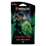 Magic the Gathering TCG: Core Set 2020 THEME BOOSTER Green