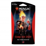Magic the Gathering TCG: Core Set 2020 THEME BOOSTER Red