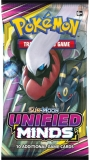 Pokémon TCG: Sun & Moon Unified Minds - BOOSTER PACK