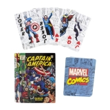 Marvel Playing Cards Comic Book Designs - hracie karty