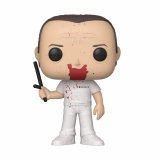 Funko POP: The Silence of the Lambs - Hannibal (Bloody) 10 cm