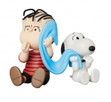 Peanuts UDF Series 9 Mini Figures Linus & Snoopy 9 - 5 cm