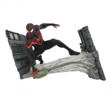 Marvel Comic Gallery PVC Statue Miles Morales Spider-Man Exclusive 18 cm