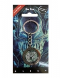 Kľúčenka Alien Metal Keychain In Space No One Can Hear You Scream