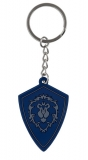 Kľúčenka - World of Warcraft Rubber Keychain Battle for Azeroth Alliance 4 cm